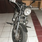 Kawasaki Z650- Custom built- Musclebike- Mattblack Speedshop- 05