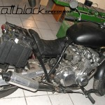 Kawasaki Z650- Custom built- Musclebike- Mattblack Speedshop- 07