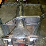 VW Beetle 1965 - 20120516 - Restoration - Tuning - Hot Rodding - Mattblack Speedshop - 01 - Chassis .JPG