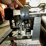VW Beetle 1965 - 20120516 - Restoration - Tuning - Hot Rodding - Mattblack Speedshop - 03 -  Pedal Assembly.JPG
