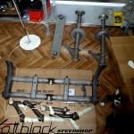 VW Beetle 1965 - 20120516 - Restoration - Tuning - Hot Rodding - Mattblack Speedshop - 04 -  Suspension Parts.JPG