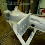 VW Beetle 1965 - 20120516 - Restoration - Tuning - Hot Rodding - Mattblack Speedshop - 07 -  Chassis.JPG