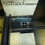 Grill oven - Custom made - wood grill - Mattblack Speedshop - 06 - adjustable air vent